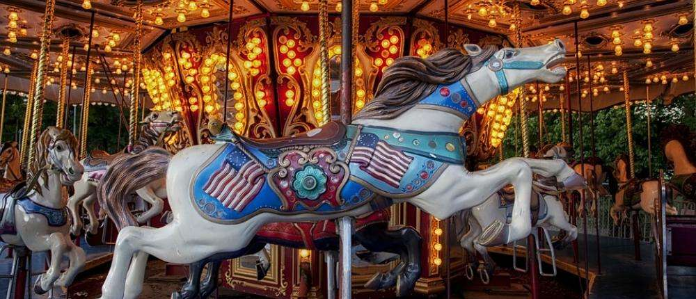 Festival of Marvels and the Museum of Fairground Arts