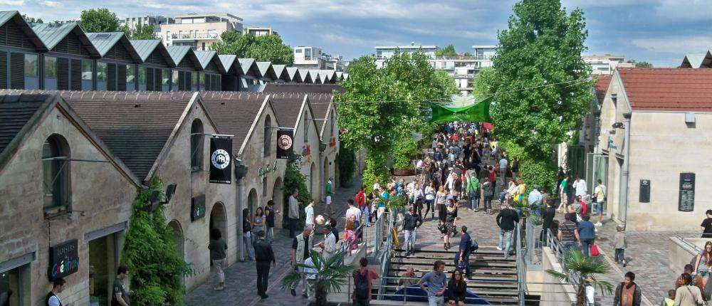 Bercy Village, your leisure and shopping destination