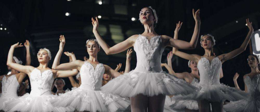 Swan Lake at the Opera Bastille